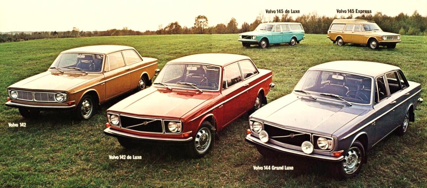 Volvo 140 1971