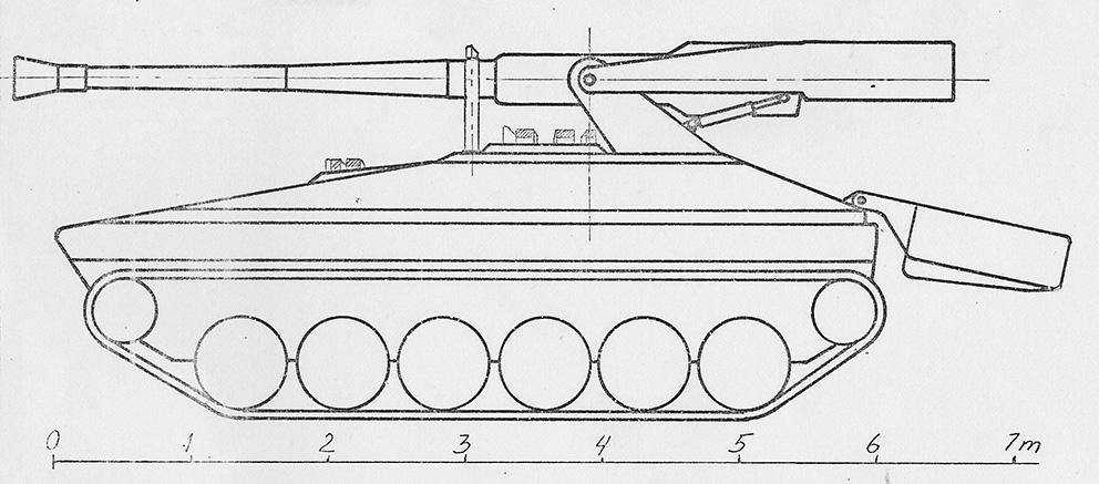 l u0026 39 histoire des chars moyens udes - actualit u00e9s